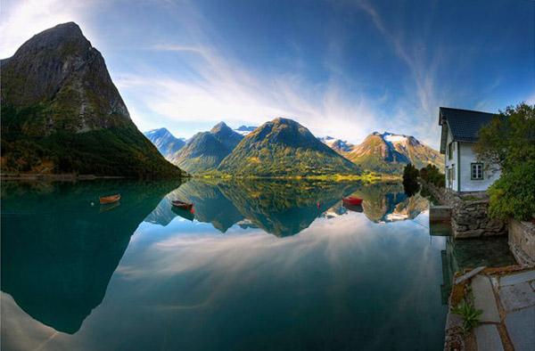 Maravilloso Lago
