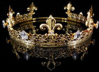 corona del rey