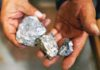 tesoro escondido plata