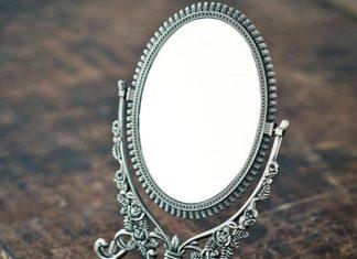 espejo chino, cuento corto