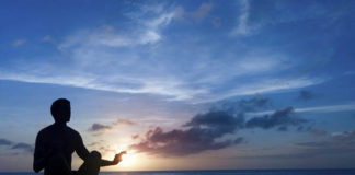 mente, meditación, pensamientos