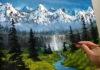 pintor paisajes cuento chino