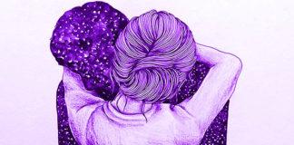 abrazo muestra de amor