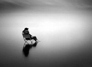 silencio reflexión, pensamientos